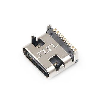 Conector da porta de carregamento para 16 Pinos USB 3.1 Tipo-C Placa de soquete de carregamento