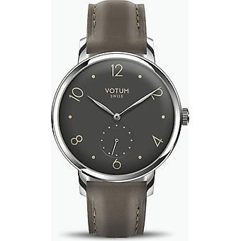 Votum - Reloj de pulsera - Hombres - Vintage pequeño V11.10.41.06