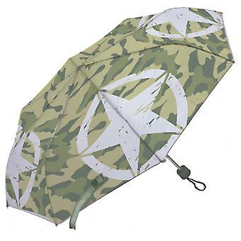 Children's Umbrella Army 91 Cm Polyester Light Green