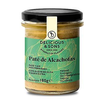 Organic Artichoke Pate 180 g