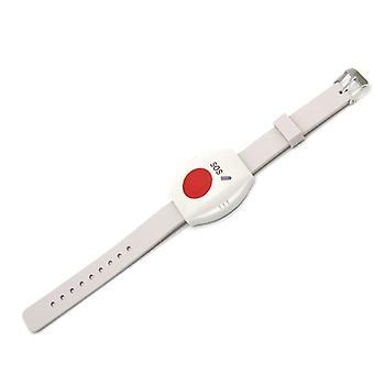 Trådlös nöd, Sos Panic Button Armband För Home Gsm, Larmsystem