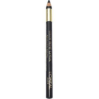 L'Oreal Color Riche Le Kohl Eyeliner Pencil 1.6g Midnight Black #101