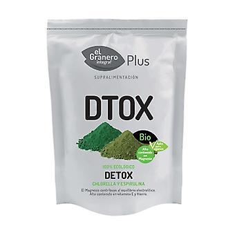 Detox (Chlorella and Spirulina) Bio 200 g