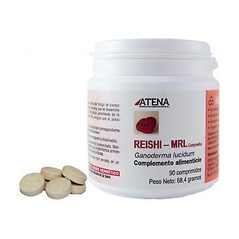 Reishi-Ganoderma-Mrl 90 tablets of 500mg