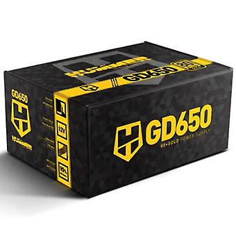 Strömförsörjning NOX Hummer GD650 80 Plus GOLD 650W