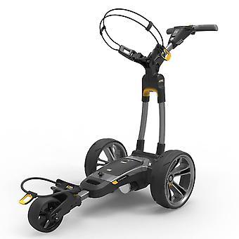 Powakaddy 2021 CT6 EBS 18 Hole Foldable Lithium Electric Golf Trolley