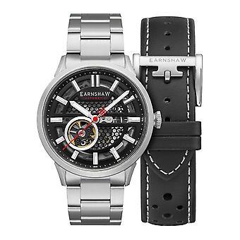 Earnshaw Wristwatch Men's Ventus ES-8127-11