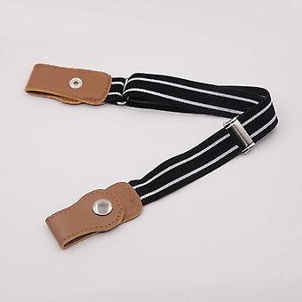 Adjustable Child Belts No Buckle Professional Belts For Jeans Pant