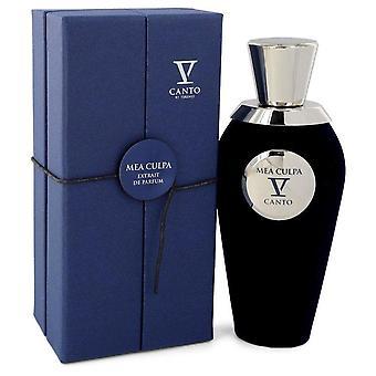 Mea Culpa V Extrait De Parfum Spray (Unisex) By Canto 3.38 oz Extrait De Parfum Spray