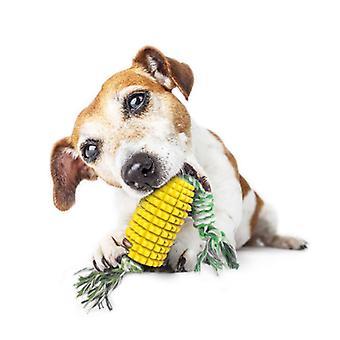 Pet Tannbørste MaisPinne Kjæledyr Hund Tygge Bite