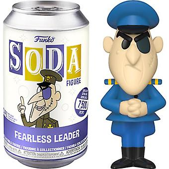 Fearless Leader Vinyl Soda Chase Ships 1 in 6