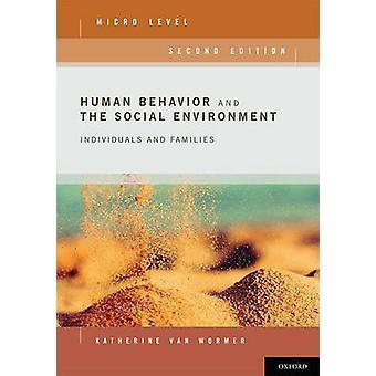 Ihmisen käyttäytyminen ja sosiaalinen ympäristö - Mikrotaso - Yksilöt