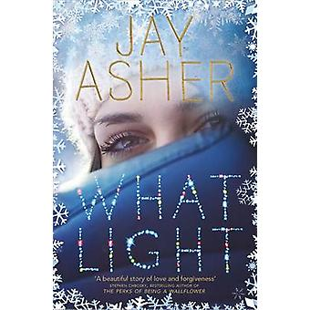 What Light di Jay Asher - 9781509840762 Libro