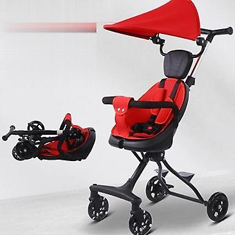 Baby Stroller Three In One Newborn Umbrella Carriage Portable Fold Travel