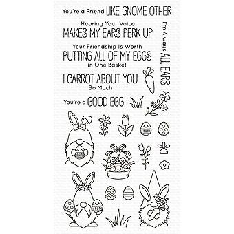 My Favorite Things Spring Gnomes Clear Stamps