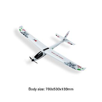 Stabilization Rc Airplane  (white)