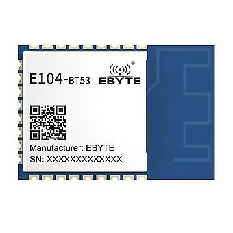 Efr32 Bluetooth5.2 Moduuli Bt5.2 6dbm 2.4ghz Cortex-m33 Gpio Ebyte E104-bt53