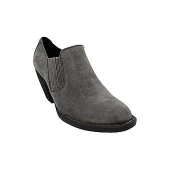 B.b. C kvinner født Fredrika skinn lukket tå casual Slide sandaler