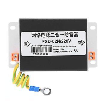 220v dispozitive de protecție la supratensiune Rețeaua de alimentare Thunder Protector