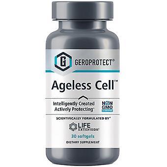 Extensão de vida Geroprotet Ageless Cell Softgels 30