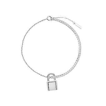 PDPAOLA - Bracelet - Ladies - ENGRAVE ME - BOND SILVER U - PU02-046-U