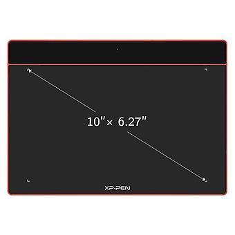 XP-PEN Deco Fun L Rita grafisk surfplatta med 8 192 digitala pennor stöder Chrome 10x6.27