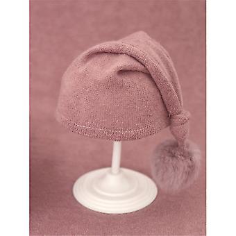Vastasyntynyt hattu vauva valokuva studio rekvisiitta korkki