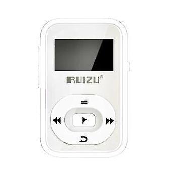 Sport Bluetooth MP3-Musikplayer (Weiß)
