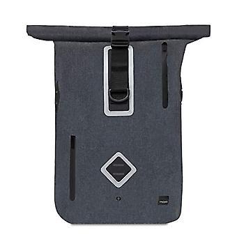 Knomo Kew - Water-resistant commuter backpack, Grey (Grey) - 44-405-GRY