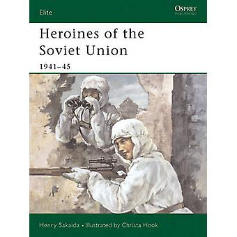 Heroines of the Soviet Union 194145 by Henry SkaidaHenry Sakaida