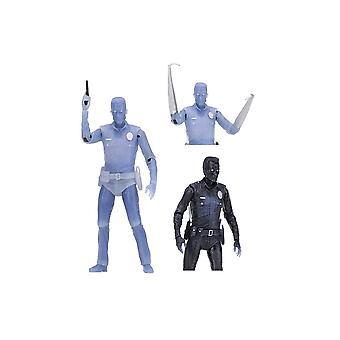 T-1000 hvitglødende Kenner hyllest figur fra Terminator 2