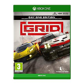 GRID Day One Edition Xbox One Jeu