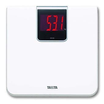 Tanita HD395WH Digital Bathroom Scale White
