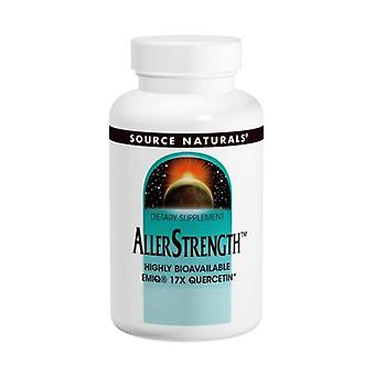 Source Naturals AllerStrength, 30 Tabletten