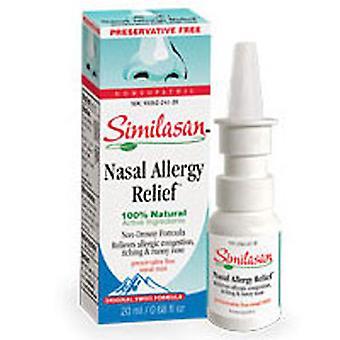 Similasan Nasal Allergy Relief, 0.68 Fl Oz