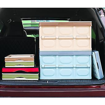 Auton tavaratilan säilytyslaatikko Taitettava auton säilytyslaatikko Taitettava auton säilytyslaatikko Muovinen säilytyslaatikko