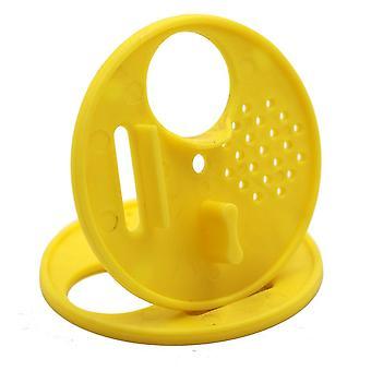 Bijenteelt box ontwerp ronde plastic nestdeur