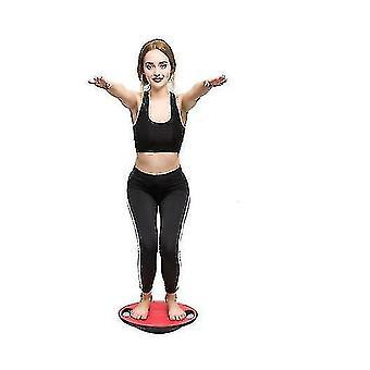 Balance Disc Balance Board Coordination Training Balance Plate Kuntokuntokuntoutusharjoittelu (RED)