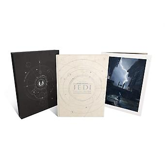 The Art Of Star Wars Jedi Fallen Order Limited Edition by Respawn Entertainment