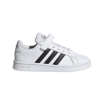 Adidas Kids Grand Court Shoes