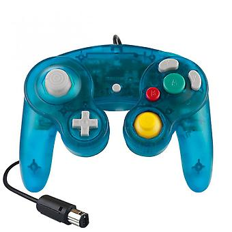 Joystick di gioco wired gamepad per Nintendo Wii Gamecube Ngc Gc Single Point Game Handle Games Accessories