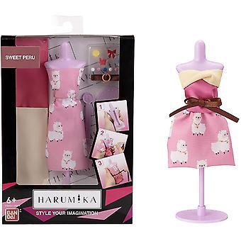 harumika-single torso sett-søt peru-mote design kit