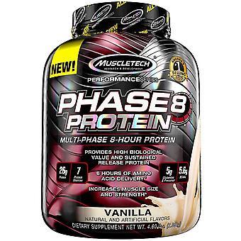 Phase8 Protein, Vanilla - 2090 grams