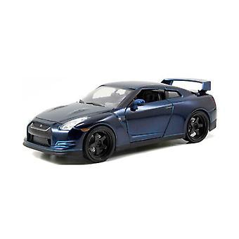 Nissan GT R R35 miniature voiture de Fast And Furious 7 furieux
