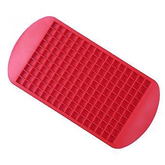 Food Grade 160 Cavity Silikon bar Ice Cube Tray Mini Kostki lodu Small Square Mold Ice Maker