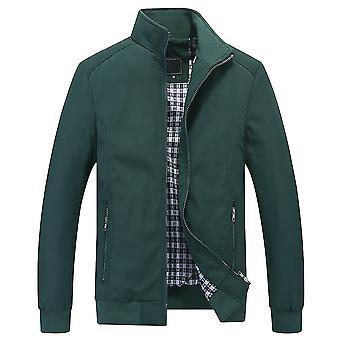 Allthemen Full Business Casual Hooded Jacket Outwear