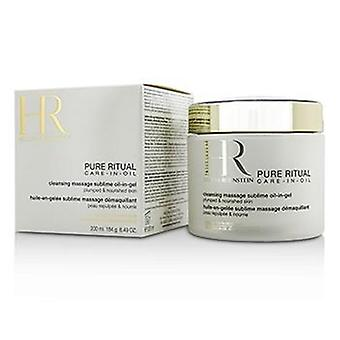 Helena Rubinstein Pure ritual Care-i-Oil Cleansing massage sublim olja-i-gel-200ml/6.49 oz