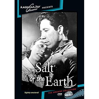 Salt of the Earth [DVD] USA import