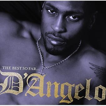 D'Angelo - Best So Far [CD] USA import