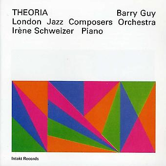 Irene Schweizer - Theoria: London Jazz Composers Orchestra [CD] USA import